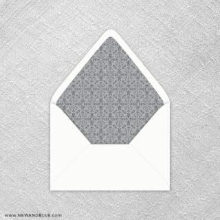 Gramercy Park 9 Envelope Liner