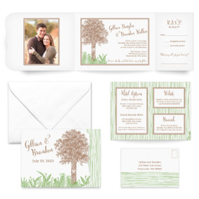 Hope All Inclusive Wedding Invitation