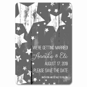 In The Stars 1 Save The Date Magnets