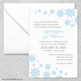 Joyful 2 Invitation And Envelope