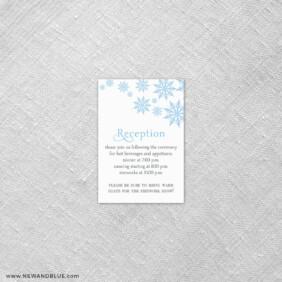 Joyful 7 Reception Card