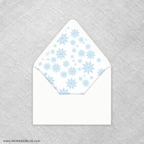 Joyful 9 Envelope Liner