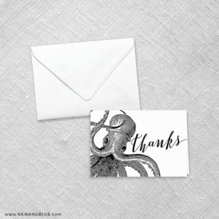 Jules 8 Thank You Card
