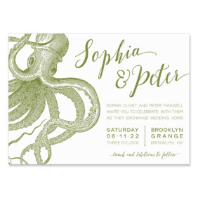 Jules Wedding Invitation