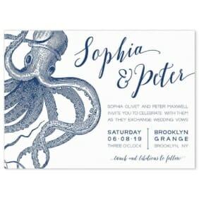 Jules Wedding Invitation