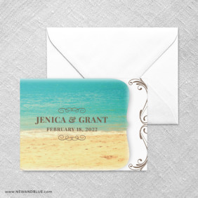 Kona All In One Invitation Set
