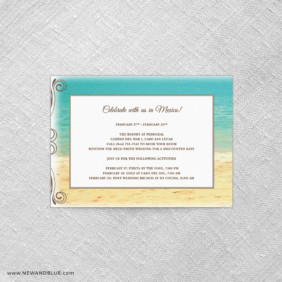 Kona All Inclusive Invitation Back