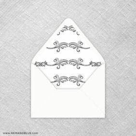 Laurelhurst 9 Envelope Liner