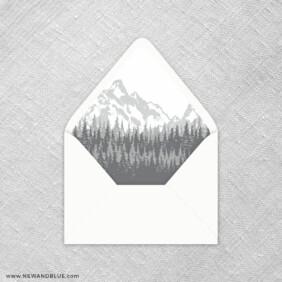 Livingston 9 Envelope Liner