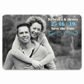 Long Branch 1 Save The Date Magnets