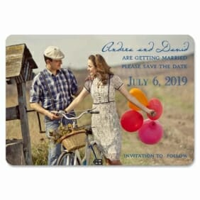 Love Her Madly 1 Save The Date Magnets