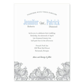 Lucca Wedding Invitation