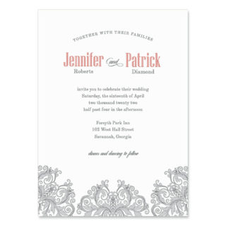 Lucca Wedding Invitation