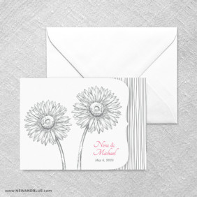 Lucy All In One Invitation Set