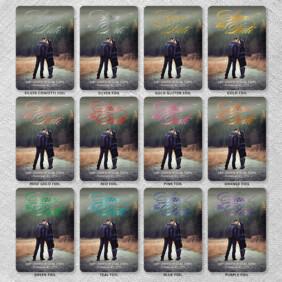 Luminous Love 9 Foil Color Options