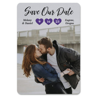 Magical Moments Magnet Purple