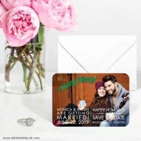Marry Marry 6 Wedding Save The Date Magnets