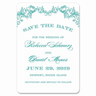 Marthas Vineyard 1 Save The Date Magnets