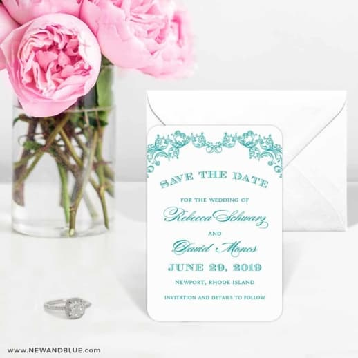 Marthas Vineyard 6 Wedding Save The Date Magnets
