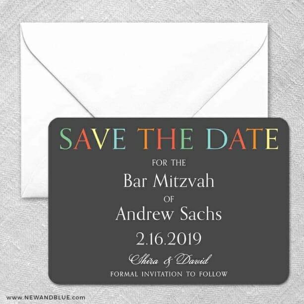 Masada Bar Mitzvah Classic Size
