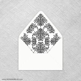 Milan 9 Envelope Liner