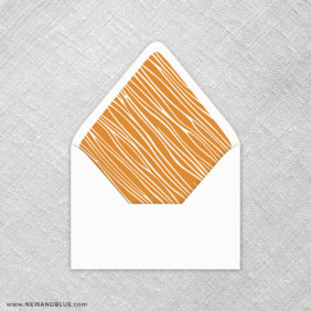 Monterey 9 Envelope Liner