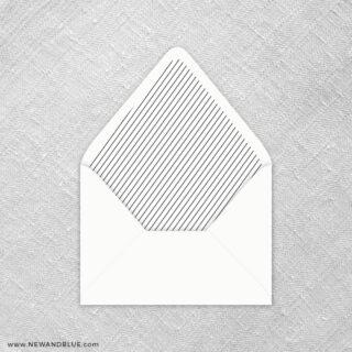 Moonlight Sonata 9 Envelope Liner