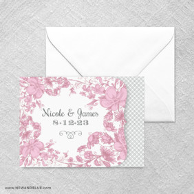 Newburyport All In One Invitation Set
