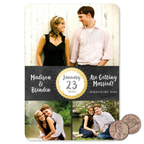 Our Special Spot 1 Scratch Off Save The Date Magnets
