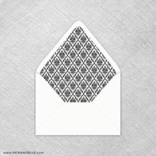 Paris 9 Envelope Liner