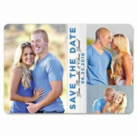 Relish The Moment 1 Save The Date Magnets