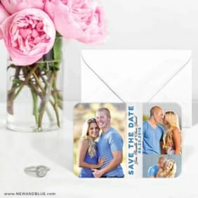 Relish The Moment 6 Wedding Save The Date Magnets