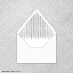 Rockefeller 9 Envelope Liner