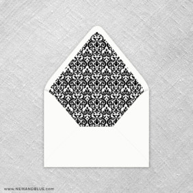 Romance 9 Envelope Liner