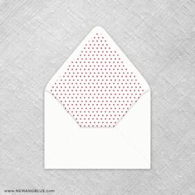 Savannah 9 Envelope Liner