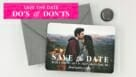 Save The Date Dos And Donts Feature Image1