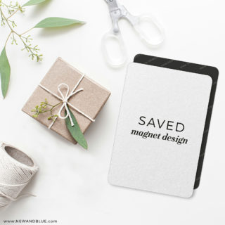 Saved Magnet Design 4 Wedding Magnet