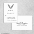 Scout Rsvp Card And Envelope