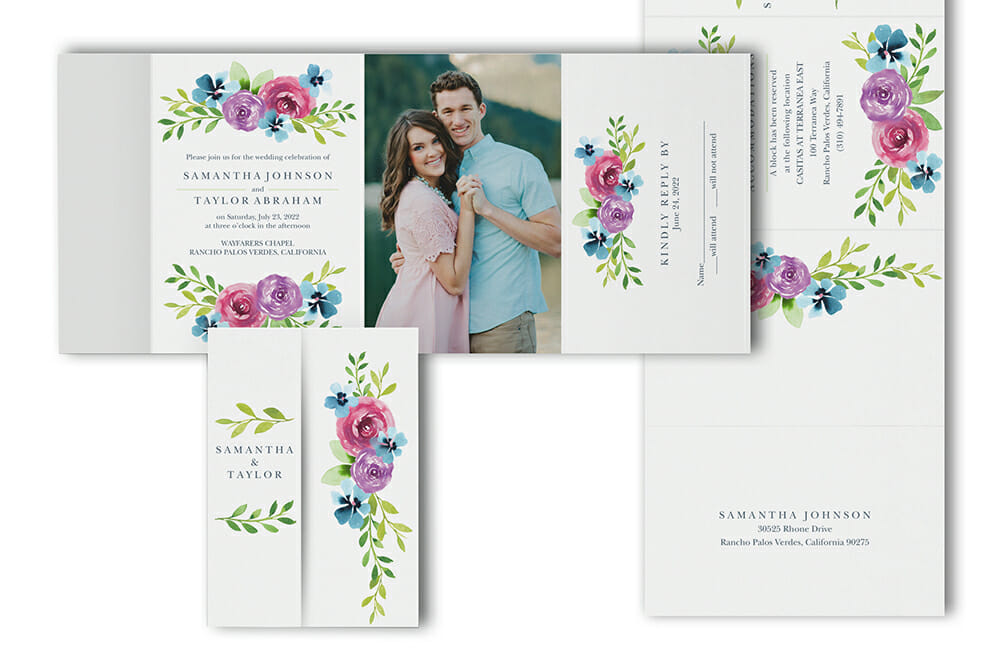 Seal And Send Invitations Simply Fold And Send 1000X658