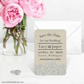 Seattle 6 Wedding Save The Date Magnets
