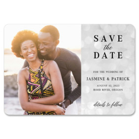 Simply Sweet 1 Save The Date Magnets