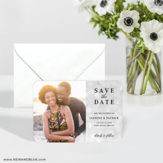 Simply Sweet 6 Wedding Save The Date Magnets