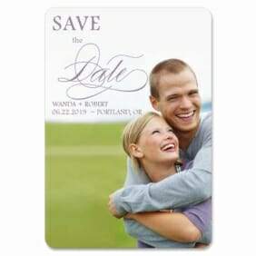 Sparks Of Passion 1 Save The Date Magnets