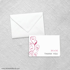 Sprout 8 Thank You Card