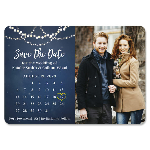 Starlight V2 1 Save The Date Magnets