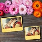 Sunshine 2 Save The Date Magnet Classic And Petite Size