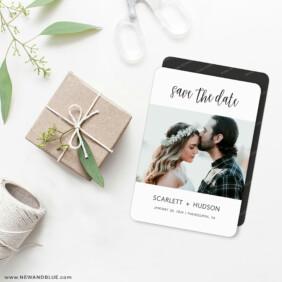 Sweet Romance 4 Wedding Magnet