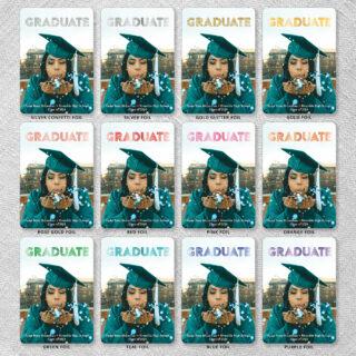 Tassel 9 Foil Color Options