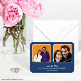 These Two 6 Wedding Save The Date Magnets