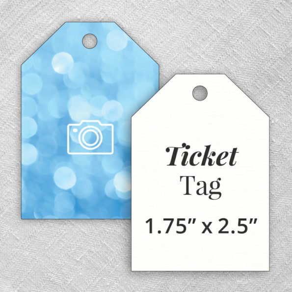 Ticket Tag